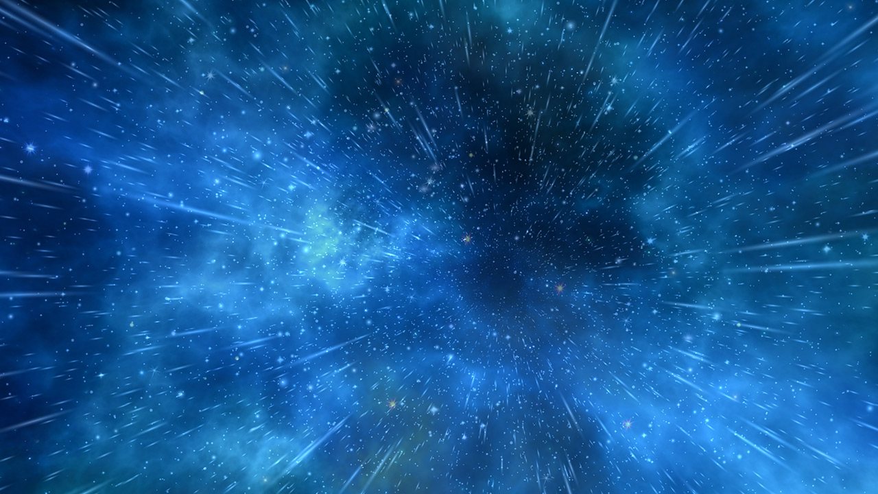 3d animation wallpaper space