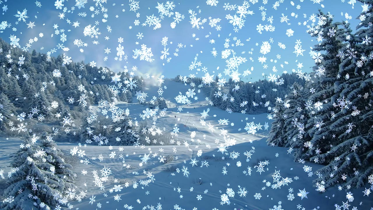 background gallery snow animated - photo #10